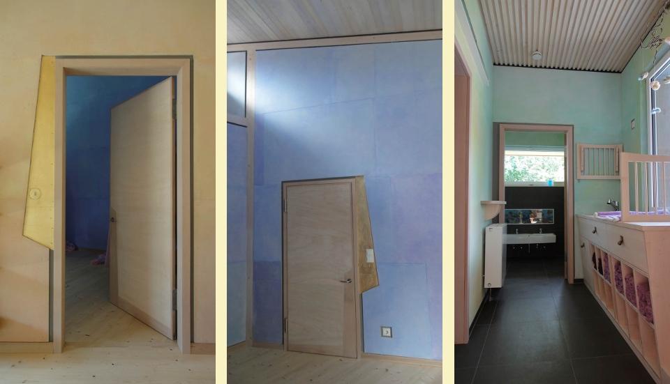 Moderne Wandmalerei Folgt Der Antiken Tradition Pictures ...